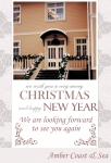 Счастливого Нового года и теплого Рождества!